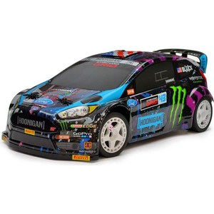 Модель шоссейного автомобиля HPI Racing Micro RS4 Ford Fiesta ST RX43 2015 Ken Block 4WD RTR масштаб 1:18 2.4G july king led daytime running lights drl with fog lamp cover case for ford focus fiesta 2013 2016 1 1 replacement fast shipping