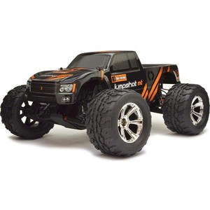Радиоуправляемый монстр HPI Racing Racing Jumpshot MT 2WD RTR масштаб 1:10 2.4G передатчик hpi racing tf 45 2 4ghz transmitter 3ch
