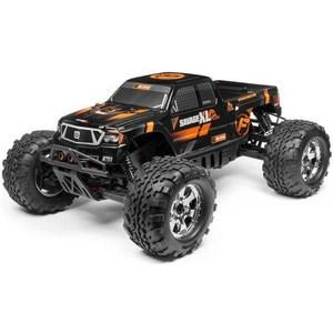 Радиоуправляемый монстр HPI Racing SAVAGE XL FLUX 4WD RTR масштаб 1:8 2.4G