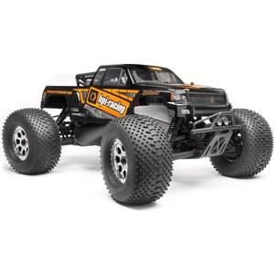 Бензиновый монстр HPI Racing Savage XL Octane 4WD RTR масштаб 1:8 2.4G octane fitness pro4700touch