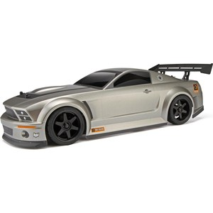 Модель шоссейного автомобиля HPI Racing Sprint 2 Flux Mustang GT-R 4WD RTR масштаб 1:10 2.4G legend для дрифта nitto tire 2013 vaughn gittin jr mustang monster energy 4wd rtr масштаб 1 10 2 4g hpi 111664