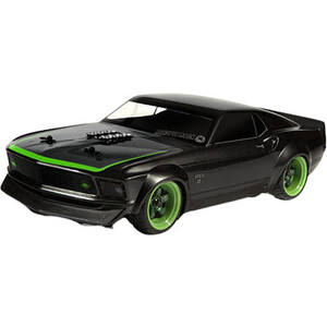Модель шоссейного автомобиля HPI Racing Sprint 2 Sport 1969 Ford Mustang RTR-X 4WD RTR масштаб 1:10 2.4G hpi e firestorm 10t 2wd rtr 1 10 2 4g hpi 105866