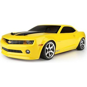 Модель шоссейного автомобиля HPI Racing Sprint 2 Sport Flux 2010 Chevrolet Camaro 4WD RTR масштаб 1:10 2.4G передатчик hpi racing tf 45 2 4ghz transmitter 3ch