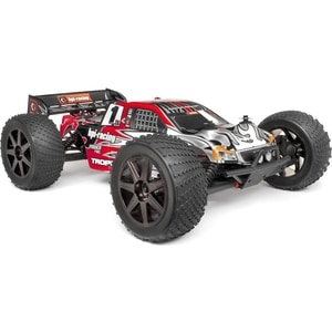 Радиоуправляемый трагги HPI Racing Trophy 4.6 4WD RTR масштаб 1:8 2.4G hpi trophy truggy flux brushless 4wd 2 4ghz