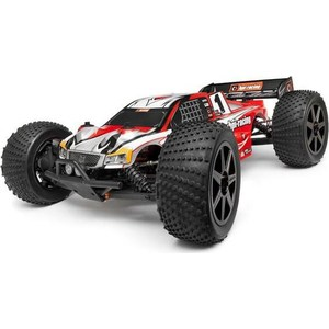 Радиоуправляемый трагги HPI Racing Trophy Truggy Flux 4WD RTR масштаб 1:8.4G cnc air filter for 26cc 29cc engine for 1 5 rovan baja km hpi free shipping