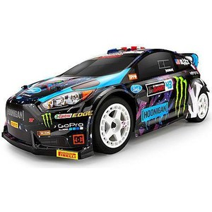 Модель раллийного автомобиля HPI Racing WR8 3.0 Ken Block 2015 Ford Fiesta ST RX43 4WD RTR масштаб 1:8 2.4G july king led daytime running lights drl with fog lamp cover case for ford focus fiesta 2013 2016 1 1 replacement fast shipping
