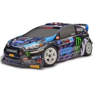 Модель раллийного автомобиля HPI Racing WR8 Flux Ken Block Intergalactic Ford Fiesta ST RX43 4WD RTR масштаб 1:8 2.4G радиоуправляемая машина для дрифта hpi racing rs4 sport 3 drift subaru brz 4wd rtr масштаб 1 10 2 4g