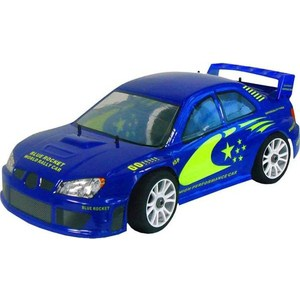 Модель шоссейного автомобиля HSP Blue Rocket 4WD RTR масштаб 1:8 2.4G hsp high brightness white red blue yellow light 12 led system for 1 10 1 8 r c car