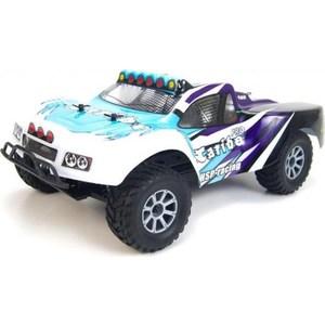 Радиоуправляемый шорт-корс трак HSP Caribe PRO 4WD RTR масштаб 1:18 2.4G бензиновый шорт корс losi team5ive t sct 4wd rtr масштаб 1 5 2 4g