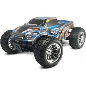 Радиоуправляемый монстр HSP CrazyIst 4WD RTR масштаб 1:10 2.4G free shipping rc car hsp 1 10 06021 colorful multicolor wing rc hsp 1 10th off road car truck 94107 94107pro 94124 94124pro