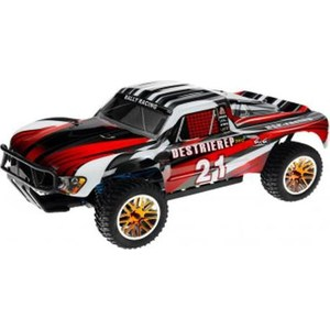 Радиоуправляемый шорт-корс трак HSP Destrier 4WD RTR масштаб 1:10 2.4G free shipping rc car hsp 1 10 06021 colorful multicolor wing rc hsp 1 10th off road car truck 94107 94107pro 94124 94124pro