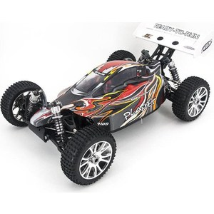 Радиоуправляемый багги HSP Electro Planet TOP 4WD RTR масштаб 1:8 2.4G hsp flying fish rc drift car 1 10 scale on road 4wd brushless top version high speed 94103top 12372