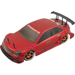 Радиоуправляемая машина для дрифта HSP Flying Fish 1 4WD RTR масштаб 1:10 2.4G - 12384R free shipping rc car hsp 1 10 06021 colorful multicolor wing rc hsp 1 10th off road car truck 94107 94107pro 94124 94124pro