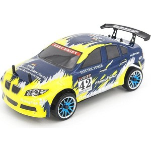 Радиоуправляемая машина для дрифта HSP Flying Fish 2 4WD RTR масштаб 1:16 2.4G hsp flying fish rc drift car 1 10 scale on road 4wd brushless top version high speed 94103top 12372
