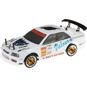 Радиоуправляемая машина для дрифта HSP Flying Fish 2 4WD RTR масштаб 1:16 2.4G - 16331G new hsp baja 1 8th scale nitro power off road buggy rtr camper 94860 with 2 4ghz radio control rc car remote control toys
