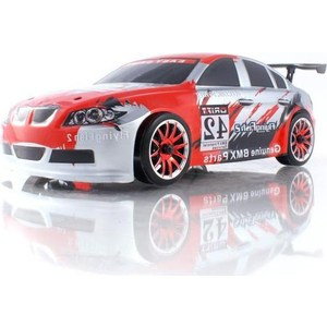 Радиоуправляемая машина для дрифта HSP Flying Fish 2 PRO 4WD RTR масштаб 1:16 2.4G hsp flying fish rc drift car 1 10 scale on road 4wd brushless top version high speed 94103top 12372