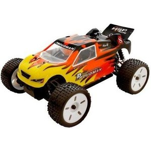 Радиоуправляемый трагги HSP Hunter 4WD RTR масштаб 1:16 2.4G hsp 1 10 off road buggy body 2pcs 31 17 6cm 10706 10707 106ma2 rc car electric rc car bodyshell for 94107 94107pro