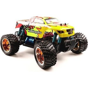 Радиоуправляемый монстр HSP KidKing PRO 4WD RTR масштаб 1:16 2.4G rc car hsp 1 10 ep r c 4wd off road rally short course truck rtr similar redcat himoto racing item no 94170 pro 94170top