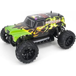 Радиоуправляемый джип HSP Monster H-Dominator 4WD RTR масштаб 1:10 2.4G 4you радиоуправляемый монстр monster truckhq732 4wd rtr масштаб 1 16 hq732