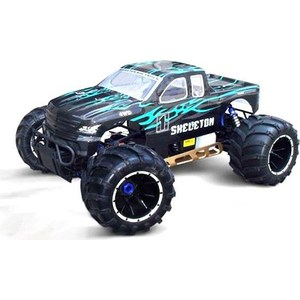 Бензиновый монстр HSP Skeleton PRO 4WD RTR масштаб 1:5 2.4G hsp 1 10 off road buggy body 2pcs 31 17 6cm 10706 10707 106ma2 rc car electric rc car bodyshell for 94107 94107pro