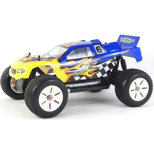 Радиоуправляемый трагги HSP Tribeshead Pro 4WD RTR масштаб 1:10 2.4G hsp 1 10 off road buggy body 2pcs 31 17 6cm 10706 10707 106ma2 rc car electric rc car bodyshell for 94107 94107pro