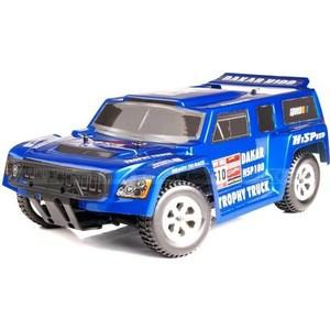 Радиоуправляемый внедорожник HSP Trophy Truck Dakar H100 4WD RTR масштаб 1:10 2.4G радиоуправляемый трагги hsp tribeshead top 4wd rtr масштаб 1 10 2 4g