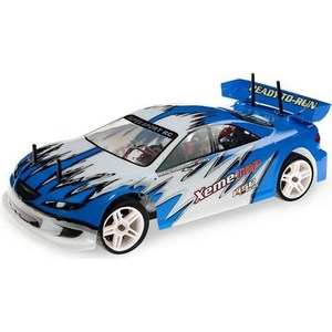 Модель шоссейного автомобиля HSP Xeme 4WD RTR масштаб 1:10 2.4G free shipping rc car hsp 1 10 06021 colorful multicolor wing rc hsp 1 10th off road car truck 94107 94107pro 94124 94124pro