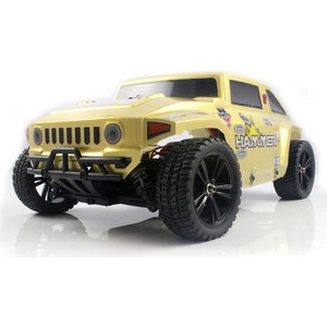 Радиоуправлямый шорт-корс Iron Track Hummer 4WD RTR масштаб 1:10 2.4G HML transformation 4 new collection for dark of the moon voyager robot ironhide dotm action figures chidren toys robot original box