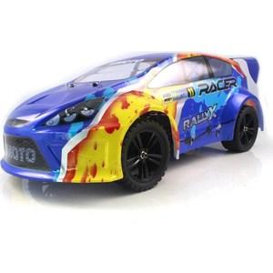 Модель раллийного автомобиля Iron Track Rally 4WD RTR масштаб 1:10 2.4G модель раллийного автомобиля himoto e10xr 4wd rtr масштаб 1 10 2 4g