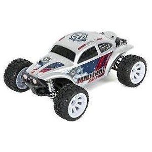 Радиоуправляемый багги Kyosho EP Mad Bug VEi T3 4WD RTR масштаб 1:10 2.4G new 4pcs drift wheel rim and hard tires s for 1 10 traxxas tamiya kyosho hsp hpi 4wd rc on road drift car