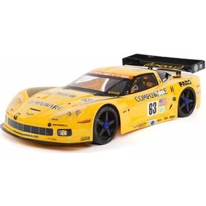 Модель шоссейного автомобиля Kyosho Inferno GT2 VE RS Corvette C6R 4WD RTR масштаб 1:8 2.4G the inferno