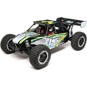 Радиоуправляемый багги Losi DBXL-E 4WD RTR масштаб 1:5 2.4G бензиновый шорт корс losi team5ive t sct 4wd rtr масштаб 1 5 2 4g