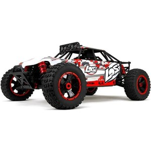 Бензиновый багги Losi Desert Buggy XL 4WD RTR масштаб 1:5 2.4Ghz front steering wheel c seat base c for losi dbxl losi desert buggy xl 1 5 rc car gas upgrade parts