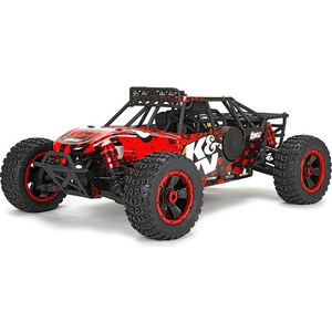 Бензиновый багги Losi Desert Buggy XL K&N 4WD RTR масштаб 1:5 2.4G front steering wheel c seat base c for losi dbxl losi desert buggy xl 1 5 rc car gas upgrade parts