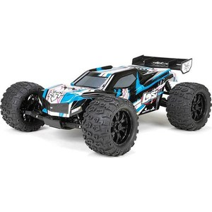 Радиоуправляемый трагги Losi TEN-MT Brushless 4WD AVC RTR масштаб 1:10 2.4G slovo g ten days