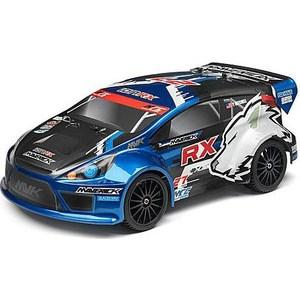 Модель раллийного автомобиля Maverick Ion RX 4WD RTR масштаб 1:18 2.4G bburago модель автомобиля volkswagen touareg цвет синий масштаб 1 18