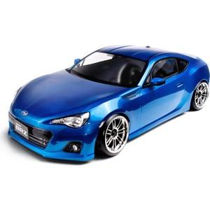 Радиоуправляемая машина для дрифта MST MS-01D SUBARU BRZ (blue) 4WD RTR масштаб 1:10 2.4G радиоуправляемая машина для дрифта hpi racing rs4 sport 3 drift subaru brz 4wd rtr масштаб 1 10 2 4g