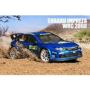 Модель раллийного автомобиля MST XXX SUBARU IMPREZA WRC 2008 4WD RTR масштаб 1:10 2.4G цена 2017