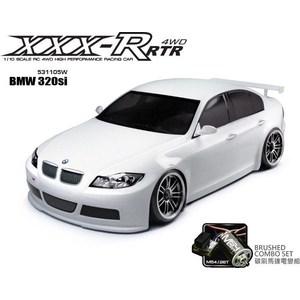 Модель шоссейного автомобиля MST XXX-R BMW 320si 4WD RTR масштаб 1:10 2.4G mst xxx d 4wd rtr 1 10 subaru brz blue 2 4ghz без акк и з у mst 531213b