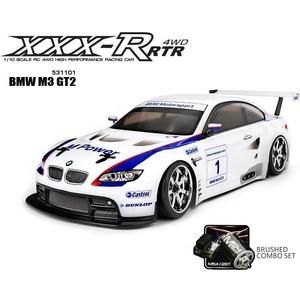 Модель раллийного автомобиля MST XXX-R BMW M3 GT2 4WD RTR масштаб 1:10 2.4G mst xxx d 4wd rtr 1 10 subaru brz blue 2 4ghz без акк и з у mst 531213b