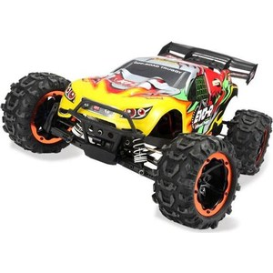 Радиоуправляемая трагги Remo Hobby Truggy Brushless 4WD RTR масштаб 1:8 2.4G - 8065 associated rc18b2 brushless 4wd 2 4ghz