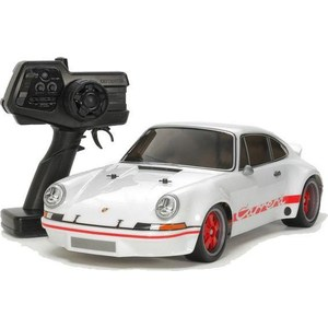 Модель шоссейного автомобиля Tamiya XB 911 Carrera White TT-01E 4WD RTR масштаб 1:10 2.4G carshiro xb 129 sports cycling resin lens uv400 protection polarized sunglasses white