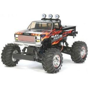 Радиоуправляемый трагги Tamiya XB Blackfoot III 2WD RTR масштаб 1:10 2.4G радиоуправляемый трагги ecx ruckus 2wd rtr масштаб 1 10 2 4g