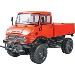 все цены на Радиоуправляемый трагги Tamiya XB Unimog 406 (CC-01) Orange 4WD RTR масштаб 1:10 2.4G онлайн