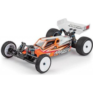 Радиоуправляемый багги Team Associated RC10B6 2WD Kit масштаб 1:10 2.4G rc car 1 12 scale 2wd brushed brushless electric off road monster truck car kit only without electronics