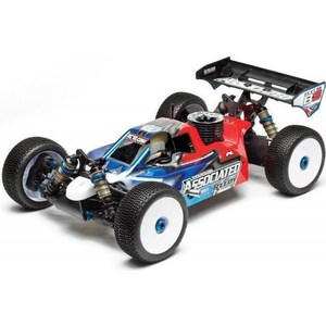 Радиоуправляемый багги Team Associated RC8B3 Team Kit 4WD масштаб 1:8 2.4G associated rc18b2 brushless 4wd 2 4ghz
