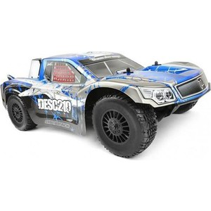 Радиоуправляемый шорт-корс трак Team Durango DESC210 2WD RTR масштаб 1:10 2.4G - 102019 радиоуправляемый трагги ecx ruckus 2wd rtr масштаб 1 10 2 4g