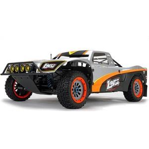 Бензиновый шорт-корс Losi Team5IVE-T SCT 4WD RTR масштаб 1:5 2.4G радиоуправляемый шорт корс трак himoto hammer 4wd rtr масштаб 1 10 2 4g hml