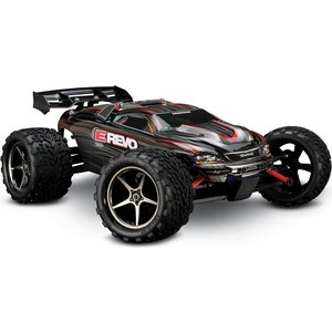 Радиоуправляемый трагги TRAXXAS E-Revo VXL 4WD RTR масштаб 1:16 TQ 2.4G с системой стабилизации + NEW Fast Charger 5pcs free shipping fast recovery diode ffa30u60dn f30u60dn common cathode 30a 600v new original