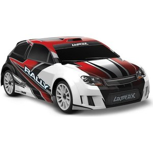 Модель раллийного автомобиля TRAXXAS LaTrax Rally 4WD RTR масштаб 1:18 2.4G модель раллийного автомобиля maverick ion rx 4wd rtr масштаб 1 18 2 4g